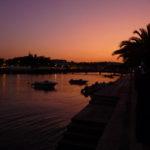 Tavita Town Evening Light